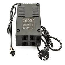 Chargeur Batterie 48 Volt 48v 3ah E Scooter Trottinette Electrique EU Prise Euro