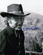 Gene Wilder  Autograph 1, Original Hand Signed Photo