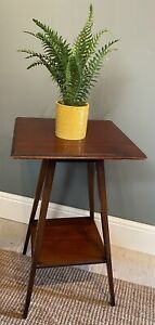 Vintage Plant Stand Table
