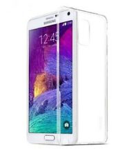 Funda para SAMSUNG GALAXY NOTE 4 Gel Carcasa Transparente 100%
