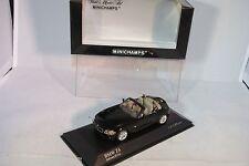 MINICHAMPS BMW Z4 ROADSTER 2002 BLACK MINT BOXED RARE SELTEN RARO!