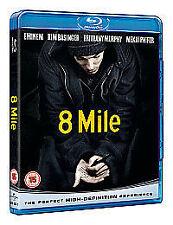 8 Mile Blu ray 2009 Eminem Hip Hop Rap Singer Kim Basinger Great Film Movie USA