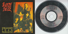 Sleeze Beez CD_SINGLE STRANGER THAN PARADISE (c) 1990