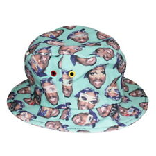 ARAINA Bucket Hat Tupac Swag Gangster Bboy Hiphop Rapper skate party street  wear 36a78637b058