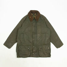 Vintage Barbour A150 Beaufort waxed jacket 40 M OLIVE