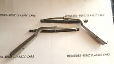 MERCEDES W116 HEADLIGHT WIPER ARMS SET RIGHT AND LEFT BOSCH
