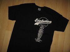 Evolution Urban Dance Tee - 2014 San Francisco Bay Area Groove Studios T Shirt L