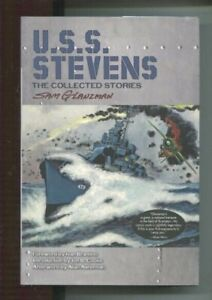 U.S.S. STEVENS THE COLLECTED STORIES BY SAM GLANZMAN DC WAR COMICS HARDCOVER