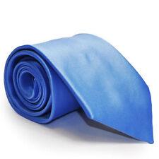 Accessoires cravates bleus en polyester pour homme