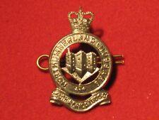 BRITISH ARMY NORTHUMBERLAND HUSSARS YEOMANY CAP BADGE