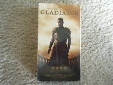 Gladiator (Vhs, 2000) - Russell Crowe - Factory Sealed Ships Free