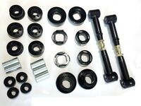 POLYPRO REAR BUSHES KIT DIFF MOUNT SUBFRAME TOE ARM for HOLDEN COMMODORE VE VF