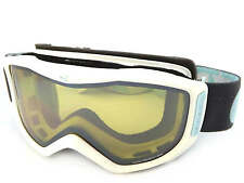 CEBE - LEGEND M  ski snow Goggles WHITE BLUE/ Yellow Flash Mirror Cat.1 CBG46