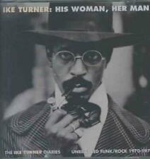 045214 Ike Turner - His Woman Her Man CD X 1 |new|