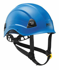 HELMET FOR INDUSTRY CASCO VERTEX BEST BLU PETZL