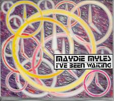 MAYDIE MYLES - I've been waiting CDM 5TR House 1996 (Zyx) RARE!!