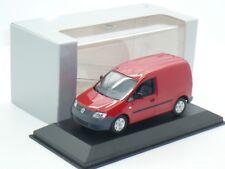 New 1:43 Minichamps VW Caddy Van n Golf Mk5 TDi SDi Touran Life Combi 2K Polo