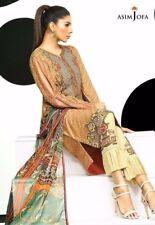 Stitched Suit Sequins Size 8-10. 100% Quality Sana Safinaz Luxury Collection