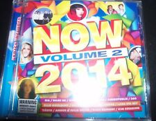 NOW 2014 Vol 2 Various Sia 360 Dami Im One Direction MKTO Lana Del Rey CD – New