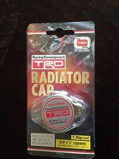 Genuine Toyota OEM PTR040000002 TRD Radiator Cap Free Shipping NEW 21.3 PSI