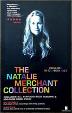 The NATALIE MERCHANT Collection 2017 Ltd Ed RARE New Poster! 10,000 MANIACS