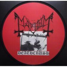 Mayhem 'Deathcrush' Picture Disc Vinyl - NEW