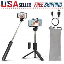 Poweradd 360° Rotation Extendable Bluetooth Shutter Selfie Stick Tripod Stand