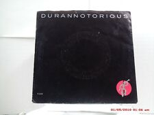 DURAN DURAN -(45 W/PIC. SLEEVE)- NOTORIOUS / WINTER MARCHES ON - CAPITOL  - 1986
