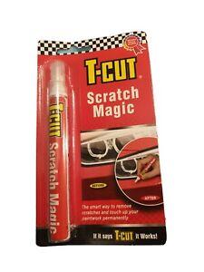 T cut scratch magic pen