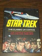 Star Trek Classic UK Comics Complete Series 1969-1970 (Hardback)< 9781631405129