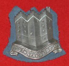 British Army. Northumberland Hussars Yeomanry Genuine NCO's Arm Badge