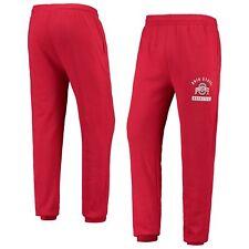 Men's Scarlet Ohio State Buckeyes Aviator Pants
