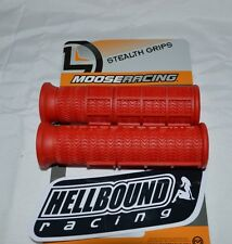 MOOSE RACING STEALTH GRIP ATV THUMB THROTTLE RED Yamaha Raptor 660 700 660r 700r