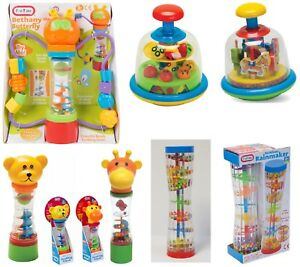 Kids Beads Activity Toy,Spin Popping Pals,Tumbling Baby Toddler Xmas Gift 6+m