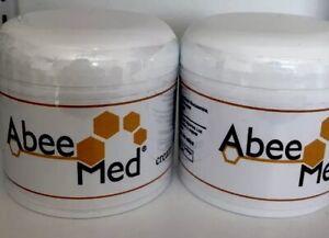 2 Cremas  Abeemed Natural Apitherapy Bee Venom Therapy vibomex