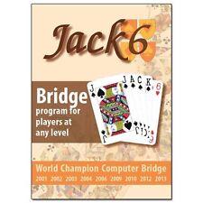 Jack 6 - Bridge Program For Players At Any Level (PC-CD)