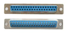 D-Sub Stecker 37 polig weiblich Lötanschluss (0263)