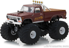 GREENLIGHT KINGS OF CRUNCH 1979 FORD F-250 MONSTER TRUCK GOLIATH (PRE-ORDER)