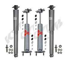 KYB 4 HEAVY DUTY Upgrade SHOCKS FORD MUSTANG 64 65 66 67 68 69 70 KG4517 KG5517
