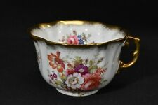Hammersley Lady Patricia Signed F. Howard Embossed Scalloped Cup (Cup Only)