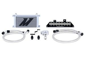 MISHIMOTO Oil Cooler Kit Silver 13-15 Ford Focus ST 2.0L EcoBoost