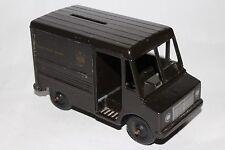 1960's Eska International Metro Mite UPS Metal Truck, Nice Original