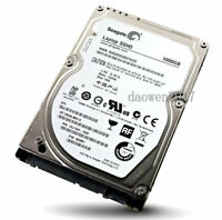 """Seagate 1TB ST1000LM014 64MB 2.5"""" SATA SSD Laptop Solid State Hybrid Hard Drive"""