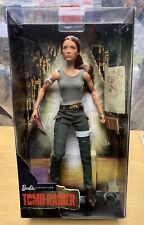 Tomb Raider Barbie Signature Series 2017 Mattel MIB NEW