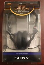 New Sony MDR-NC7  Active Noise Cancelling On-Ear Headphones Headset