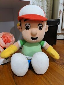 Disney Handy Manny Plush Doll Toys 33ish cm Tall