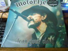 Motörhead – Clean Your Clock  UDR – UDR062P49 2016  NEW
