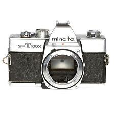 Minolta SRT100X analoge Spiegelreflexkamera nur Gehäuse vom Händler