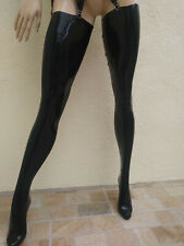 <> LATEXVERTRIEB <>  Latex-Strümpfe lang - Stockings  ( B-Ware )