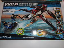 Kre-O Battleship Building Set Battle Alien Strike 38955 Ages 7-14  Hasbro NEW